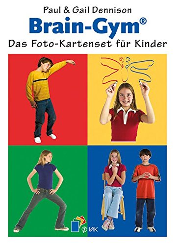9783867311212: Brain-Gym�: Das Foto-Kartenset f�r Kinder