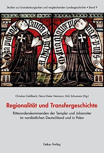 Regionalität und Transfergeschichte: Christian Gahlbeck