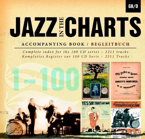 9783867350624: Accompanying Book /Begleitbuch zu Jazz in the Charts: Komplettes Register zur 100 CD-Serie