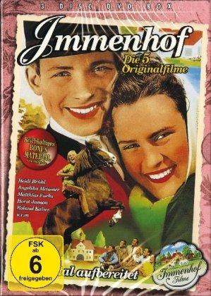 9783867354141: Immenhof Filme: Die 5 Originalfilme [Alemania] [DVD]