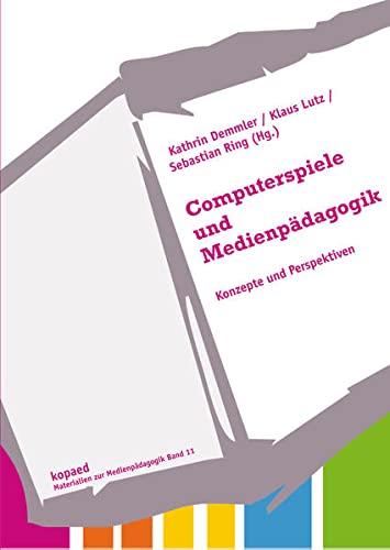 9783867361835: Computerspiele und Medienp�dagogik: Konzepte und Perpektiven