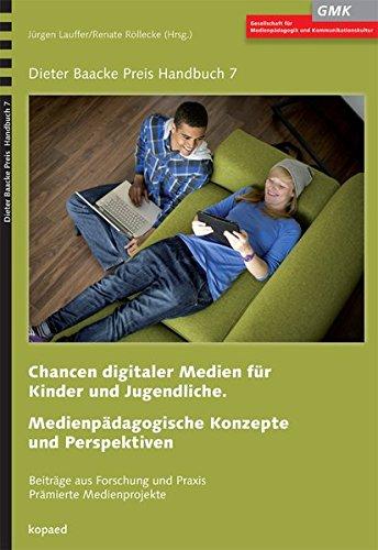 9783867362740: Chancen digitaler Medien für Kinder und Jugendliche