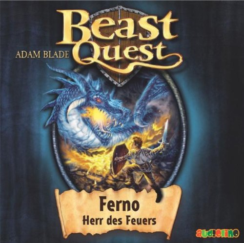 Beast Quest: Ferno, Herr des Feuers