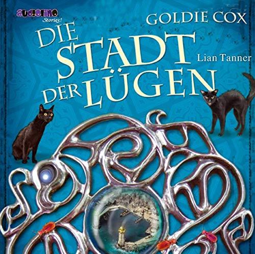 9783867371209: Goldie Cox - Die Stadt der L�gen