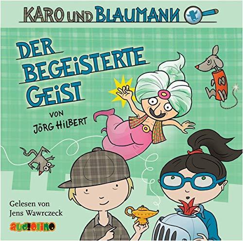 9783867371452: Karo und Blaumann: Der begeisterte Geist