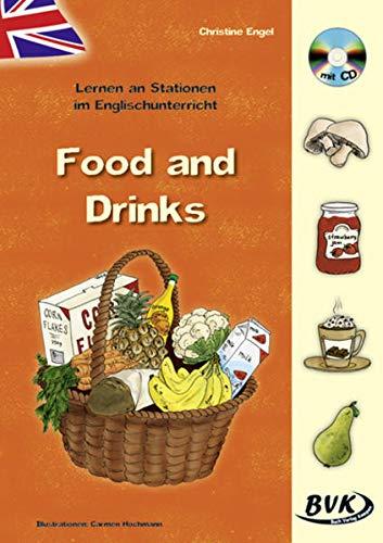 9783867401760: Lernen an Stationen im Englischunterricht: Food and Drinks: 3.-4. Klasse/ab Ende 2. Klasse