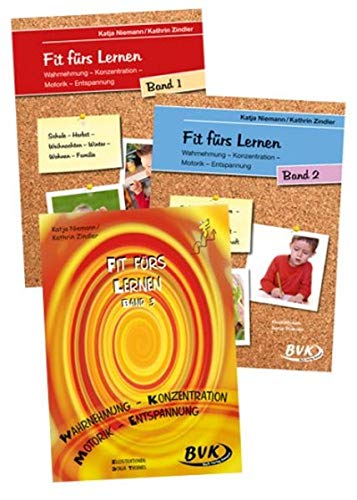 9783867401845: Paket Fit f�rs Lernen. Band 1 - 3: 1.-2. Klasse