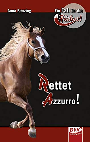 Rettet Azzurro!: Anna Benzing