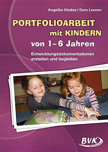 9783867403917: Portfolioarbeit mit Kindern von 1-6 Jahren