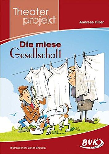 """Theaterprojekt """"Die Miese Gesellschaft"""": Andreas Diller"""