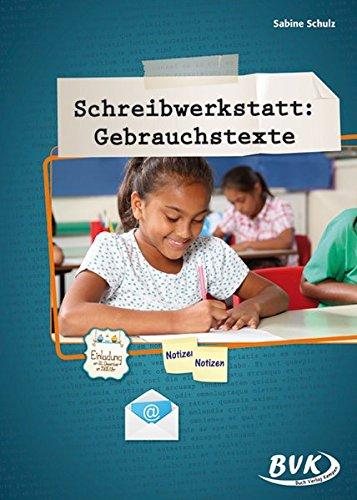9783867404327: Schreibwerkstatt