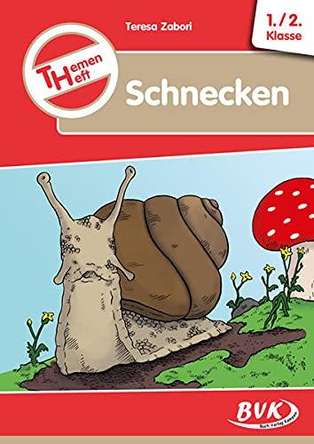 9783867406529: Themenheft Schnecken