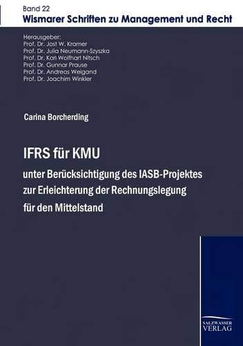 9783867411417: IFRS für KMU