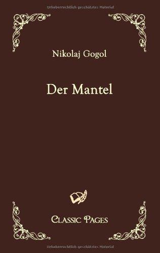 9783867412612: Der Mantel (Classic Pages)