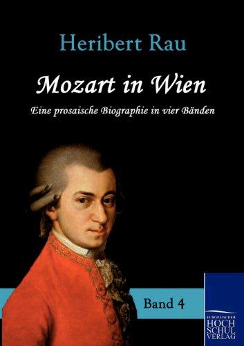 Mozart in Wien: Heribert Rau