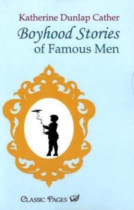9783867414289: Boyhood Stories of Famous Men