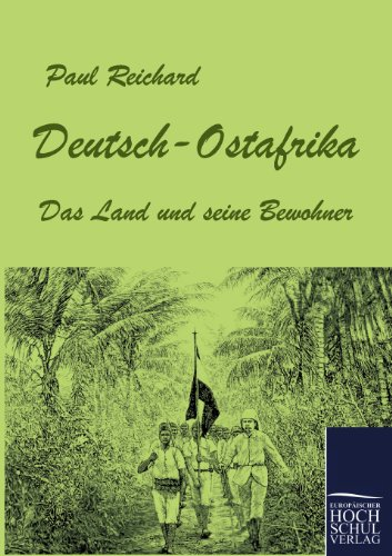 9783867414647: Deutsch-Ostafrika (German Edition)