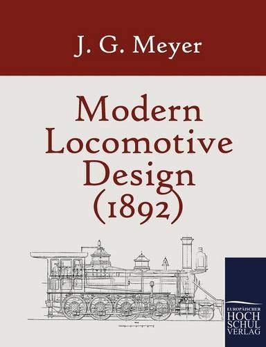 9783867414814: Modern Locomotive Design (1892)