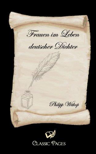 9783867415163: Frauen im Leben deutscher Dichter (Classic Pages)