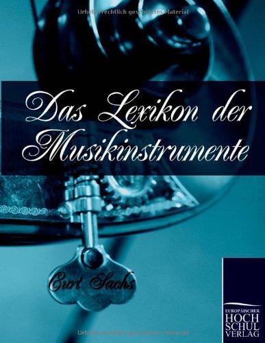 9783867415972: Das Lexikon der Musikinstrumente