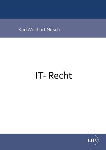 It-Recht: Karl Wolfhart Nitsch
