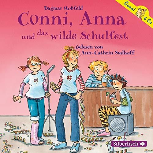 9783867420457: Conni & Co 04: Conni, Anna und das wilde Schulfest