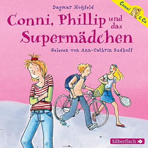 9783867421195: Conni & Co - Conni, Phillip und das Supermädchen