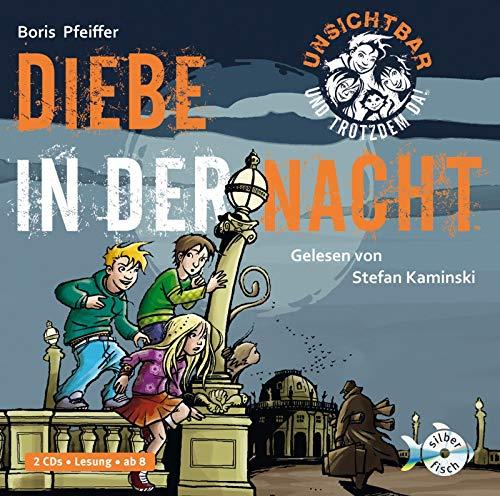 9783867421270: Diebe in Der Nacht..
