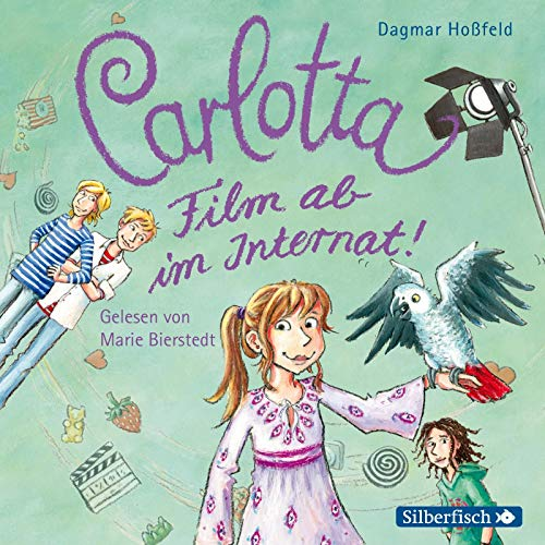 9783867421300: Carlotta-Film Ab Im Internat! (Band 3)