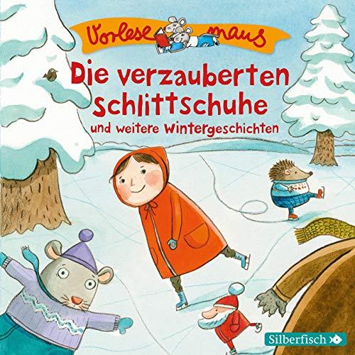 9783867421881: Vorlesemaus: Die verzauberten Schlittschuhe und weitere Wintergeschichten