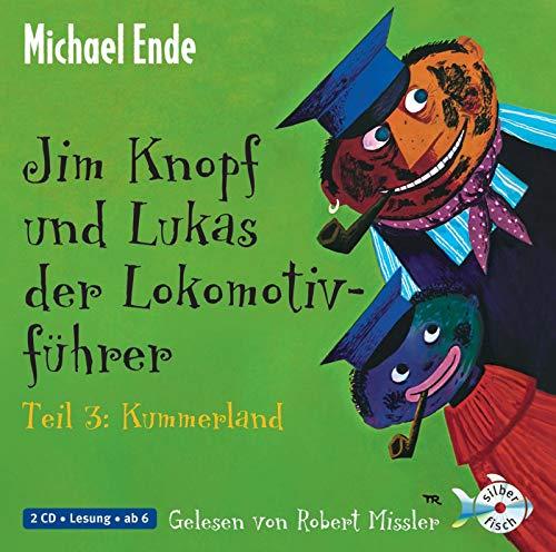 9783867422093: Jim Knopf und Lukas der Lokomotivführer - Teil 3: Kummerland