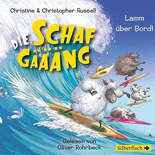 9783867422314: Die Schafgäääng - Lamm über Bord!