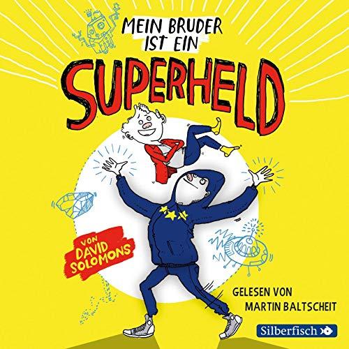 9783867422772: Mein Bruder ist ein Superheld