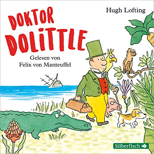 Doktor Dolittle: 2 CDs: Hugh Lofting