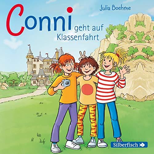 9783867424158: Conni geht auf Klassenfahrt