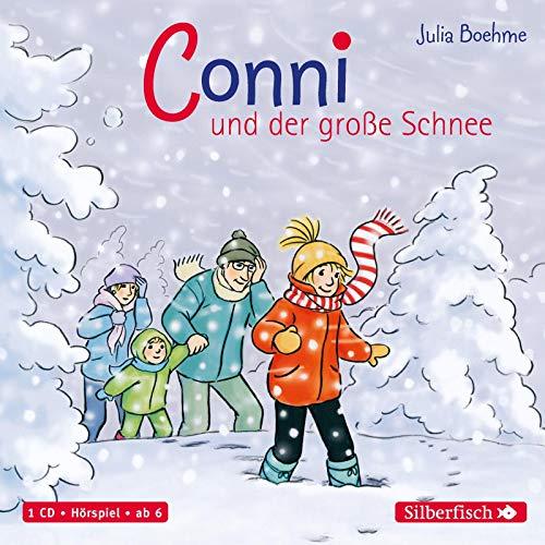 9783867424554: Meine Freundin Conni. Conni und der große Schnee
