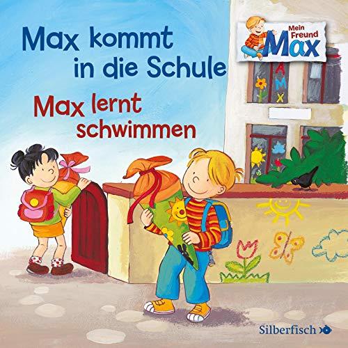9783867424592: Mein Freund Max. Max kommt in die Schule/Max lernt schwimmen