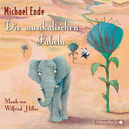 9783867427357: Die musikalischen Fabeln: Filemon Faltenreich, Der Lindwurm und der Schmetterling, Norbert Nackendick, Tranquilla Trampeltreu : 2 CDs