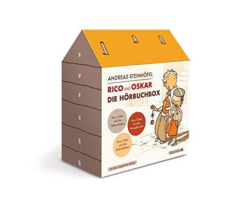 9783867428750: Rico und Oskar - Die Hörbuchbox