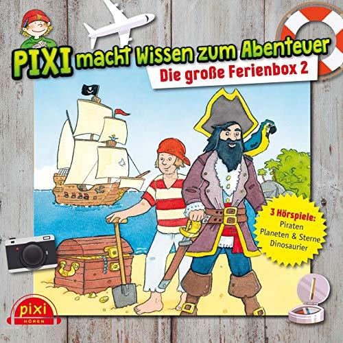 Pixi Wissen: Die Große Ferienbox 2: Pixi Wissen