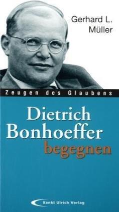 9783867441315: Dietrich Bonhoeffer begegnen