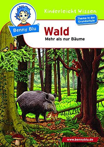 9783867510653: Benny Blu - Wald - Mehr als nur Bäume