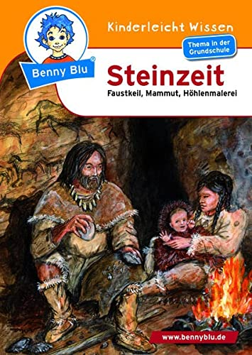 9783867511827: Benny Blu - Steinzeit