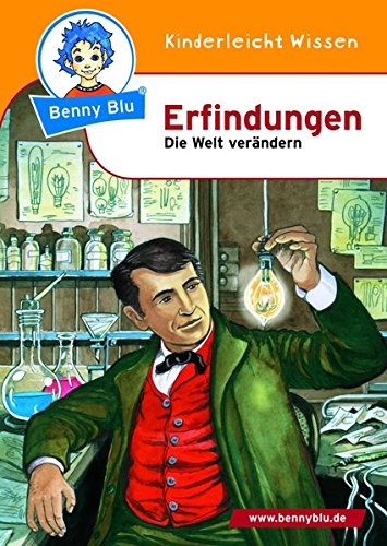 9783867514866: Benny Blu - Erfindungen: Die Welt verändern