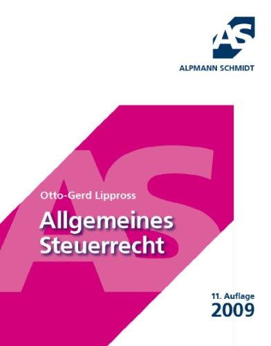 9783867520379: Allgemeines Steuerrecht: 93 Fälle