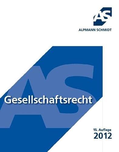 9783867521413: Gesellschaftsrecht: 35 Fälle
