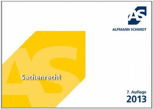9783867522878: Sachenrecht - Karteikarten