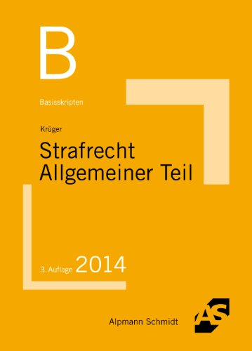 9783867523417: Basiswissen Strafrecht  Allgemeiner Teil