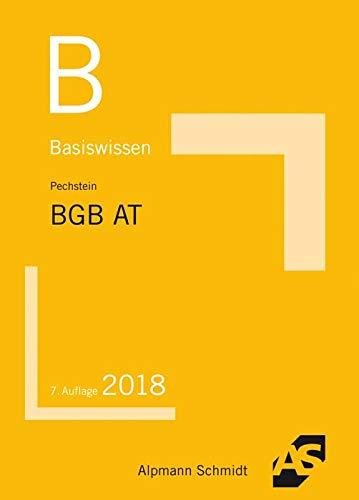 9783867525770: Basiswissen BGB Allgemeiner Teil