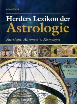 Herders Lexikon der Astrologie: U. Becker